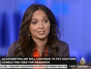 Discussing the Physician-Pharma Relationship on Al Jazeera America