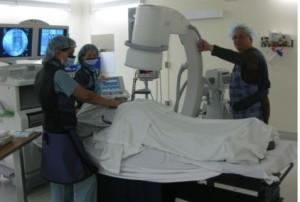Fluoroscopy Suite at the Manhattan VA
