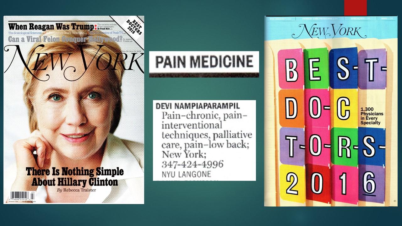 Montage of New York Magazine